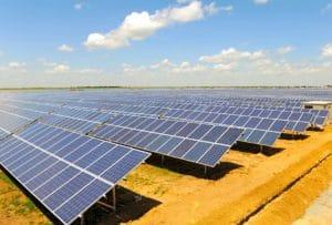 Солнечная электростанция Лукойл