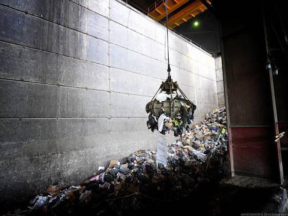 Сочи мусоросжигательный завод