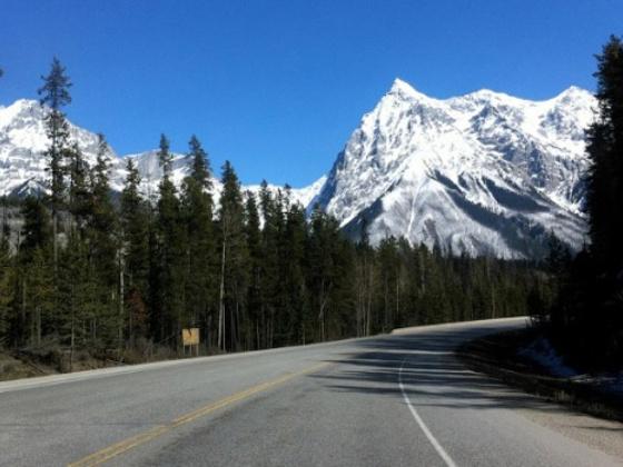 соленые озера в Канаде
