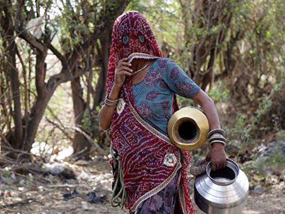 Индия вода