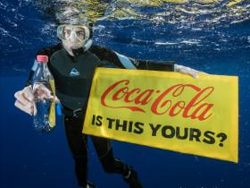 Coca-Cola оказалась главным пластиковым загрязнителем планеты