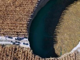 Вблизи турецких городов образуются карстовые воронки