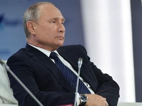 Путин: в российской концепции применения ядерного оружия нет превентивного удара