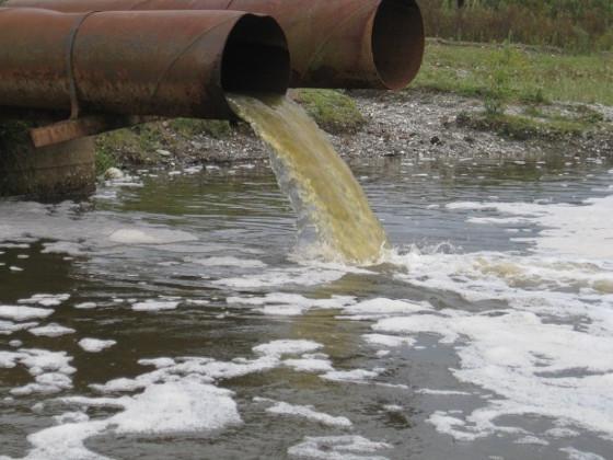 Сточным водам не место в Урале.