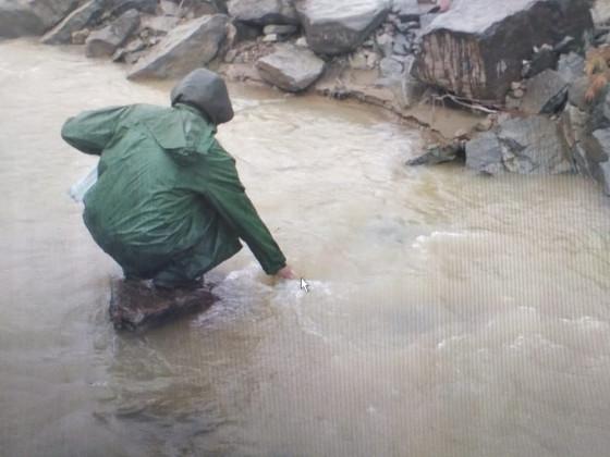 Ученые изучат экологическую ситуацию в пострадавших из-за загрязнения рек районах Якутии
