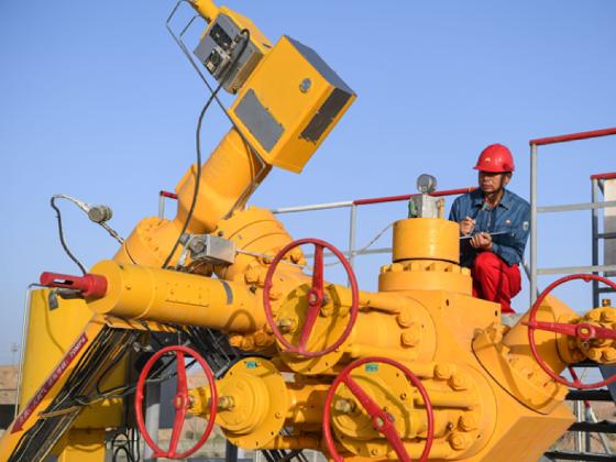 Китайское месторождение сланцевого газа Фулинг, итоги 2018 года