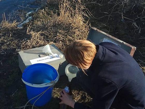 В реке Тузлов Ростовской области обнаружили серьёзное загрязнение тяжёлыми металлами