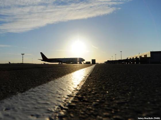 Химические выбросы от аэропортов отравляют реки и землю