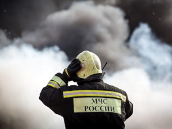 На нефтеперерабатывающем заводе в Новокуйбышевске вспыхнул пожар
