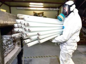 Кабмин выделит на создание четырех заводов по переработке опасных отходов 17 млрд рублей