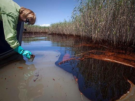 Старатели загрязнили две реки в Амурской области сточными водами