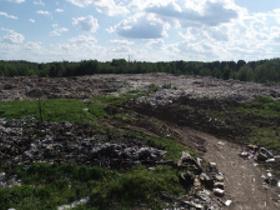В Новгородской области идет подготовка к рекультивации свалки в урочище «Исаков хутор»