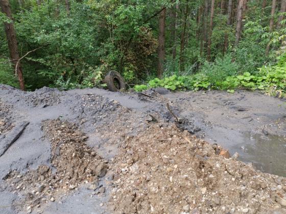 Благодаря ОНФ в Калужской области выявлено превышение загрязнения почвы нефтепродуктами в 400 раз