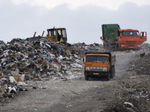 """Нацпроект """"Экология"""" в регионах: в Ингушетии досрочно завершается ликвидация свалки"""
