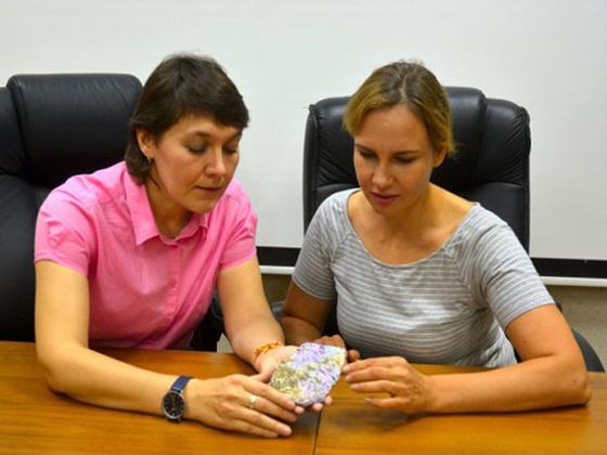 В Сибири открыли месторождение ранее не известного минерала