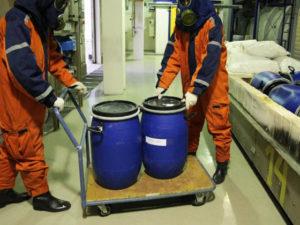 Компания из Подмосковья «уничтожила» при помощи муляжа 80 тонн сверхопасных отходов
