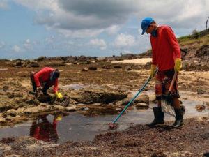 В Бразилии назвали причину загрязнения побережья страны нефтью