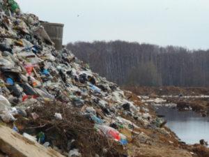 50 скважин пробурят на переполненной свалке Архангельска