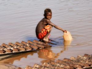 Вода может стать источником смерти в XXI веке
