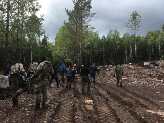 Незаконная добыча ископаемых нанесла Башкирии ущерб в 154 млн рублей с начала года