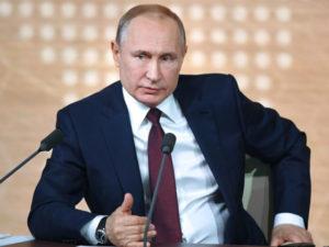 Президент РФ Владимир Путин прокомментировал реализацию реформы обращения с ТКО