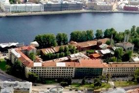 Главная купель Санкт-Петербурга
