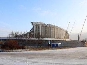 Власти Петербурга проверят сообщение о незаконной разгрузке отходов с территории СКК