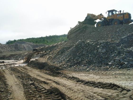 В Амурской области золотодобывающее предприятие привлечено к ответственности
