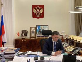 Дмитрий Кобылкин провел совещание по вопросам реализации ключевых задач для рекультивации полигона «Красный бор»