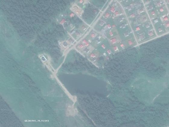 Озеро в Ленобласти затопили канализационными стоками