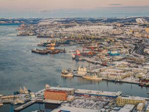 Территория опережающего развития в Арктике создана в Мурманской области