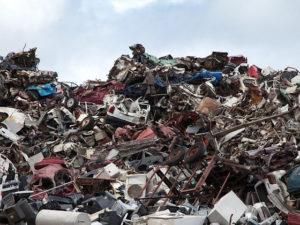 Минэкономики выступило против создания оператора промышленных отходов