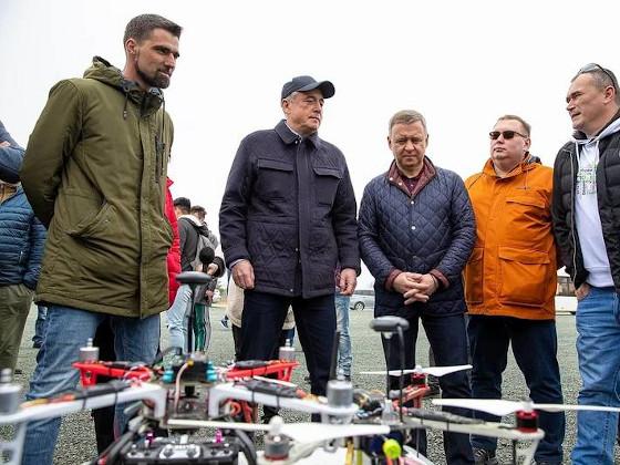 На Сахалине открылись первые в истории соревнования по поиску нелегальных свалок с воздуха