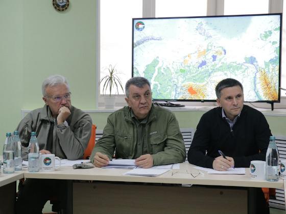 Дмитрий Кобылкин в Норильске встретился с представителями коренных народов