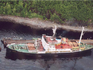 Пройдена новая веха в утилизации самого ядерно-опасного судна в России