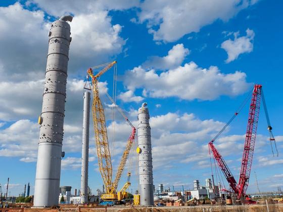 Нижнекамскнефтехим построит собственное производство метанола