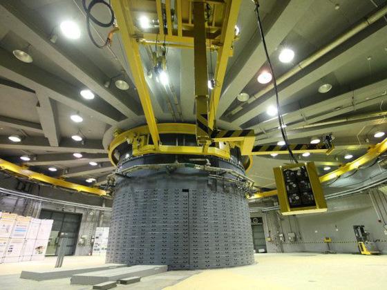 В Петербургском институте ядерной физики НИЦ «Курчатовский институт» модернизируют реактор ПИК