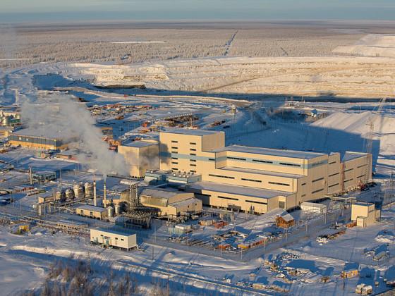 В Краснотурьинске строят обогатительную фабрику полиметаллических руд