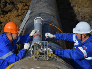 На первом километре нефтепровода «Куйбышев-Лисичанск» пройдет реконструкция