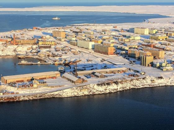В Красноярском крае построят обогатительную фабрику «Таймырская»