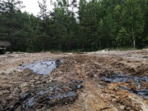 В Хабаровском крае планируют обезвредить пруд-накопитель кислых гудронов