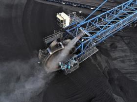 «Дальтрансуголь» оборудовал терминал системой подавления угольной пыли