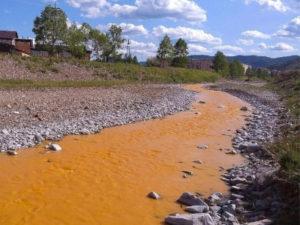 Бурятия отказывается ликвидировать отходы Джидинского комбината