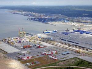 Комплекс по переработке и сжижению природного газа в районе Усть-Луги одобрен Главгосэкспертизой