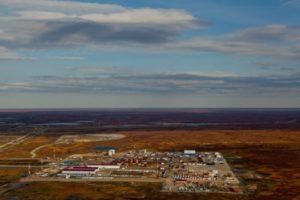 На Восточной Мессояхе добыто 20 млн тонн нефти