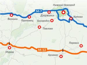 Выдано первое положительное заключение государственной экспертизы на документацию по подготовке территории под строительство трассы М-12