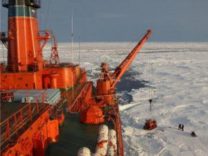 Для нужд нефтегазовой отрасли России построят новый ледокол