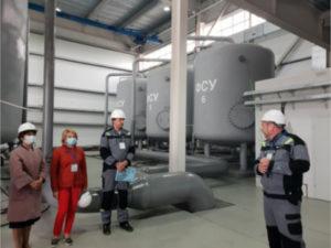 На Кирбинском разрезе могут очищать карьерные воды от вредных примесей до 99%
