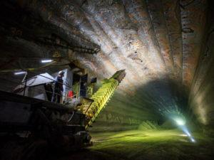 «Уралкалий» увеличит добычу сильвинитовых руд