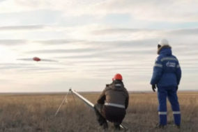 Применение беспилотных аппаратов позволит компании значительно сократить затраты и время на проведение геологоразведочных работ, сообщает «ТАСС».